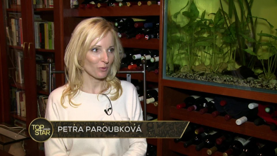 TOP STAR Magazín 2016 (12) - Petra Paroubková