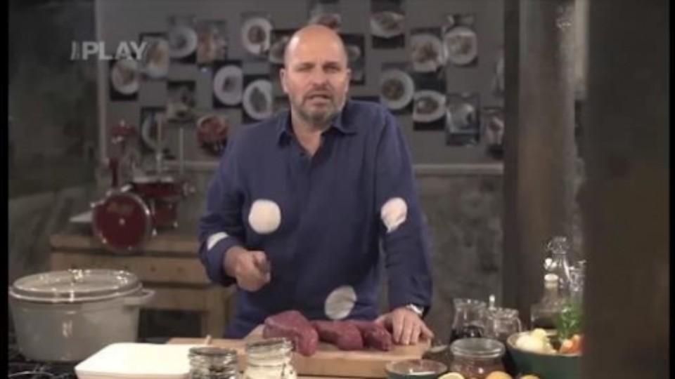 Vařte jako šéf - Dušené hovězí