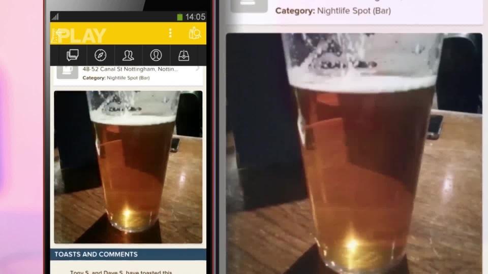Prima Rádce - Aplikace na pivo