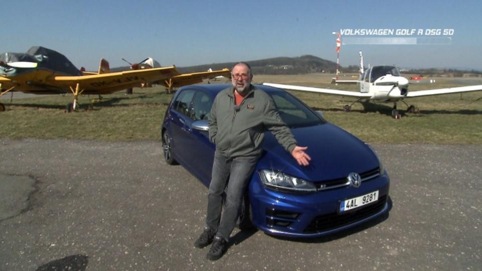 Volkswagen Golf R DSG 5D
