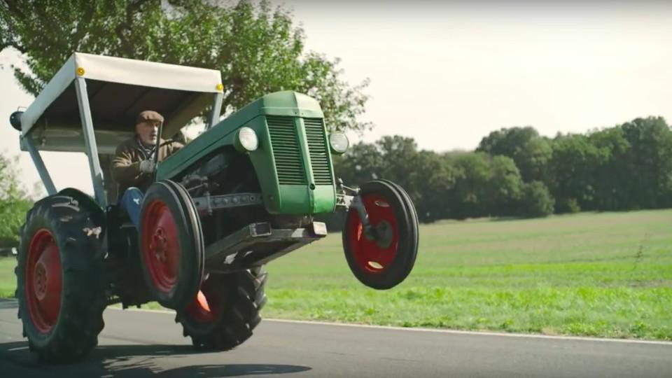 Rychlý traktor