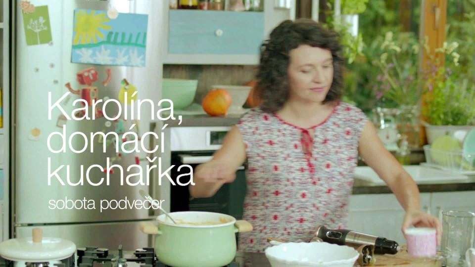 Karolína, domácí kuchařka II (1) - upoutávka