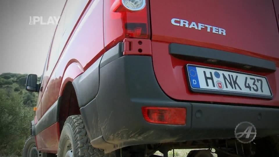 Volkswagen Crafter 2,0 BiTDI 4Motion