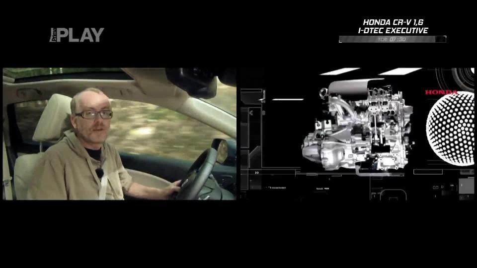 Honda CR-V 1,6 I-DTEC EXECUTIVE