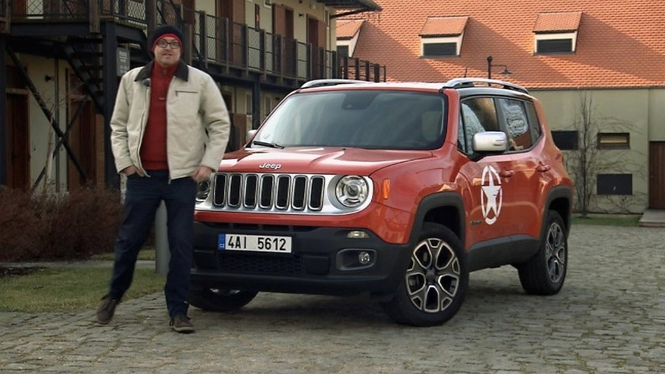 Jeep Renegade 2,0 MJET 4WD Limited