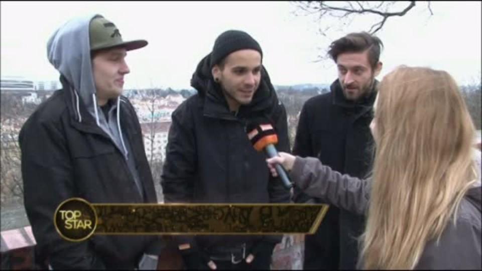 TOP STAR 16.2.2016 - Mandrage rozhovor