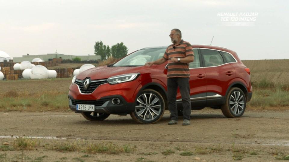 Renault Kadjar TCe 130 INTENS I.část