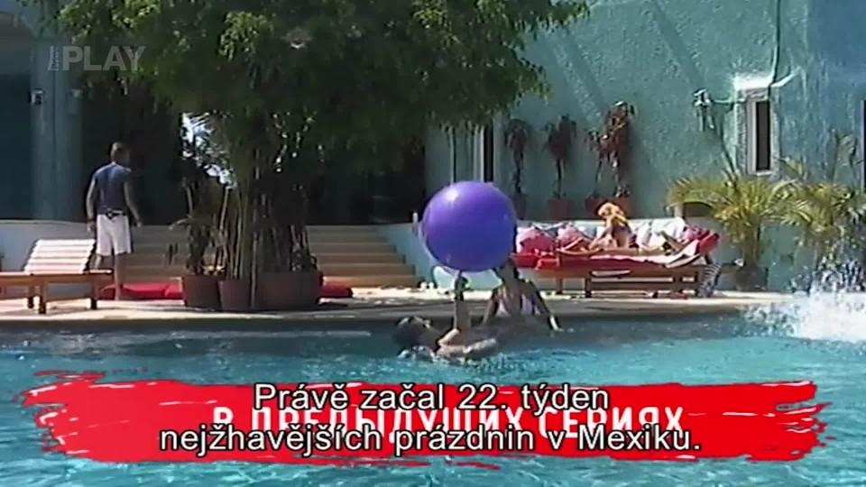 Hotel Paradise: Prázdniny v Mexiku – rekapitulace (15)