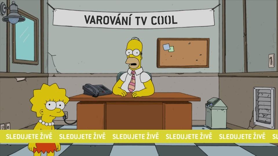 Simpsonovi žlutej maraton (28.9.) - upoutávka