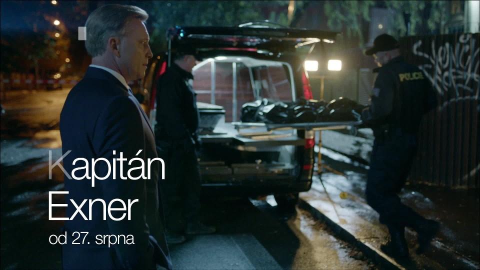 Kapitán Exner (1) postavy - upoutávka
