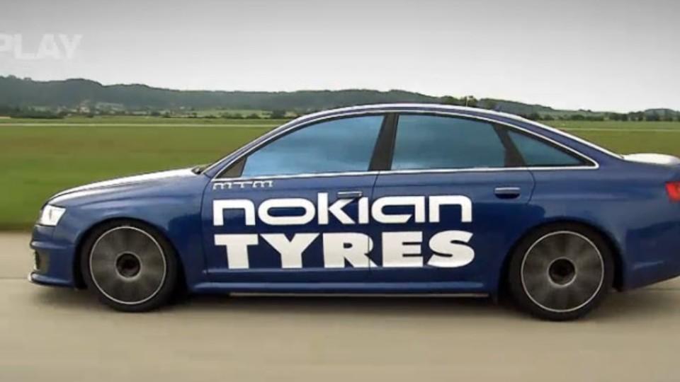 Audi RS6 MTM-Nokian