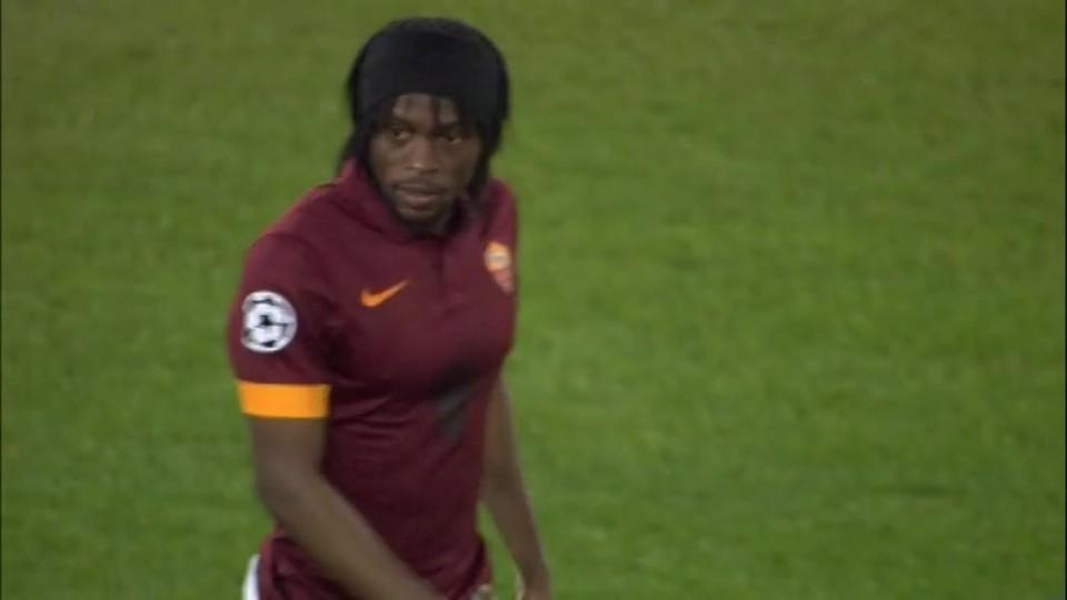 Sestřih zápasu - Roma v Man. City (10.12.2014)