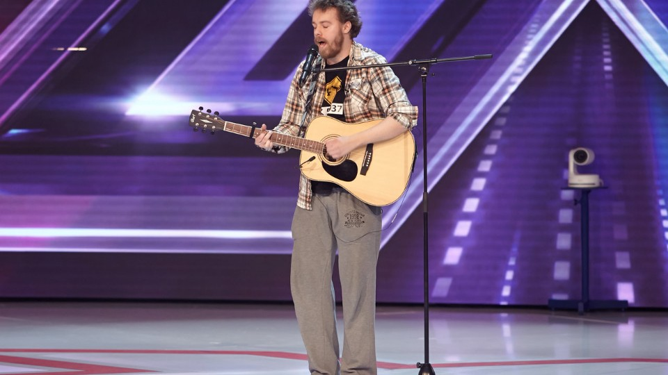 X Factor - Lukáš Gruner
