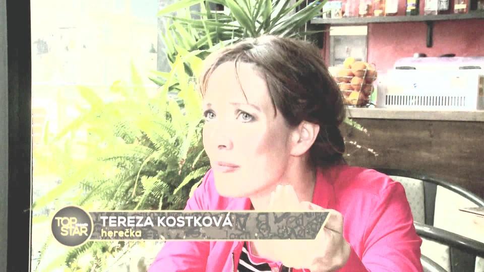 TOP STAR Magazín 2016 (21) - Tereza Kostková