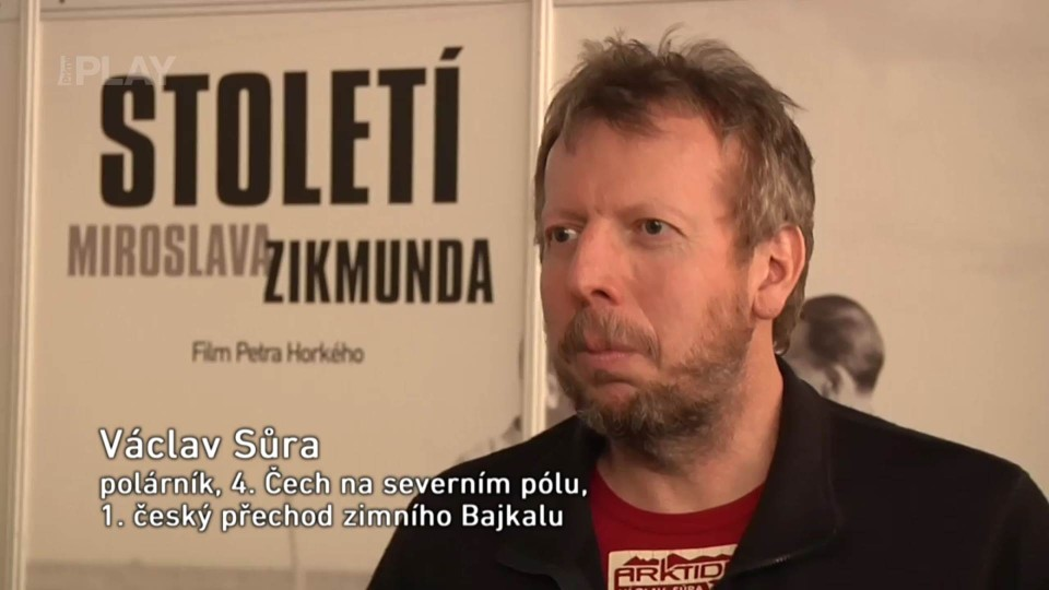 Film o filmu: Století Miroslava Zikmunda