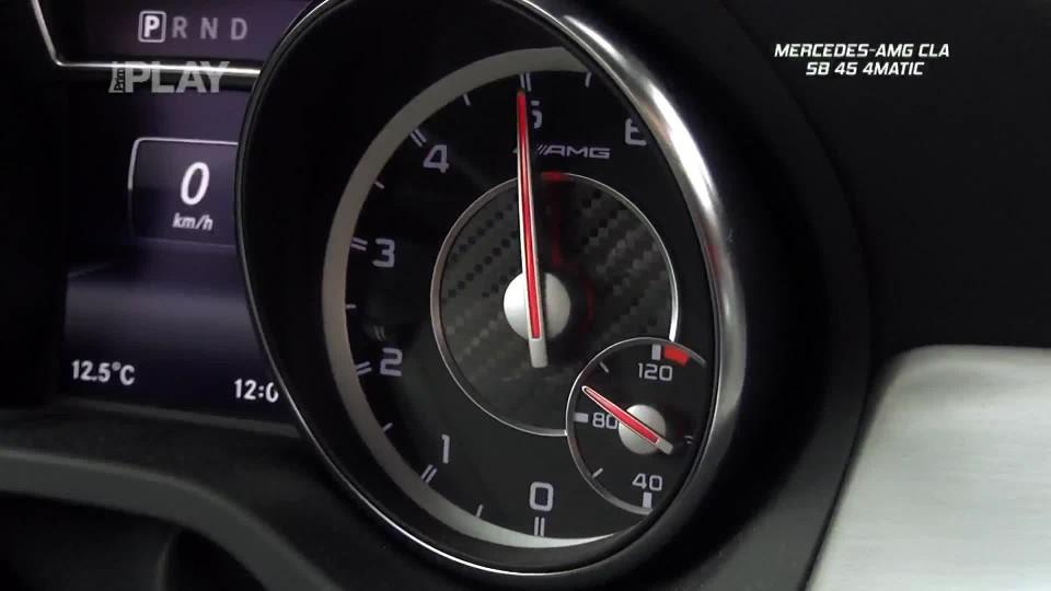 Mercedes-AMG CLA SB 45 4Matic