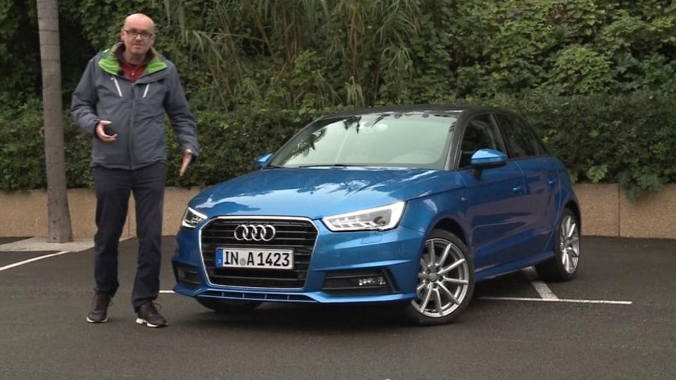 Audi A1 Sportback 1,4 TFSI Cod Sport