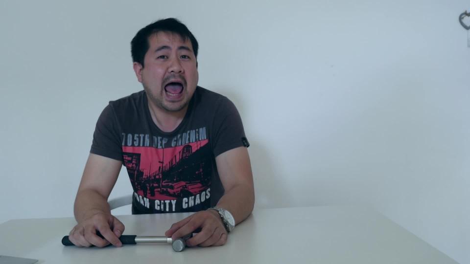 Liův videoblog : Nepovedené záběry