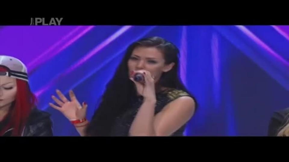 X Factor - Dívčí trio