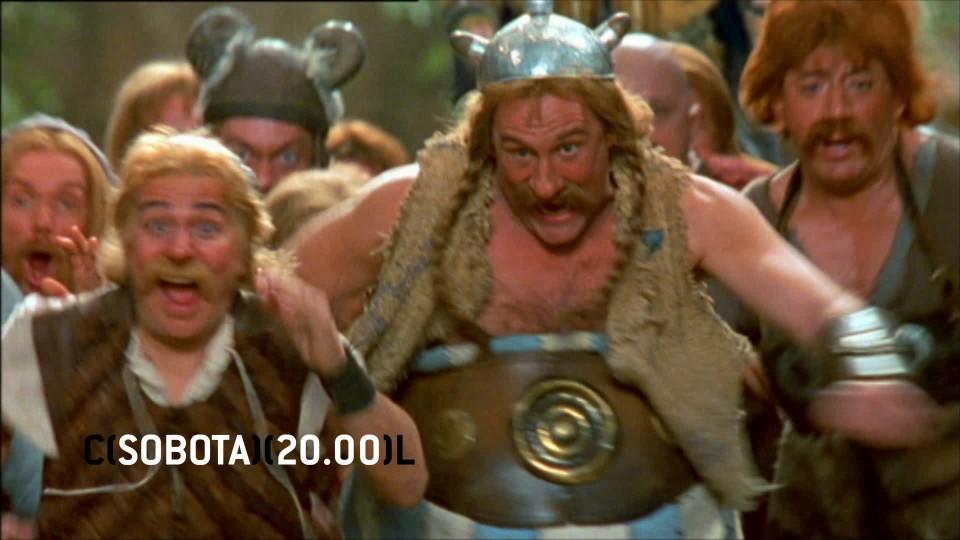 Asterix a Obelix - upoutávka