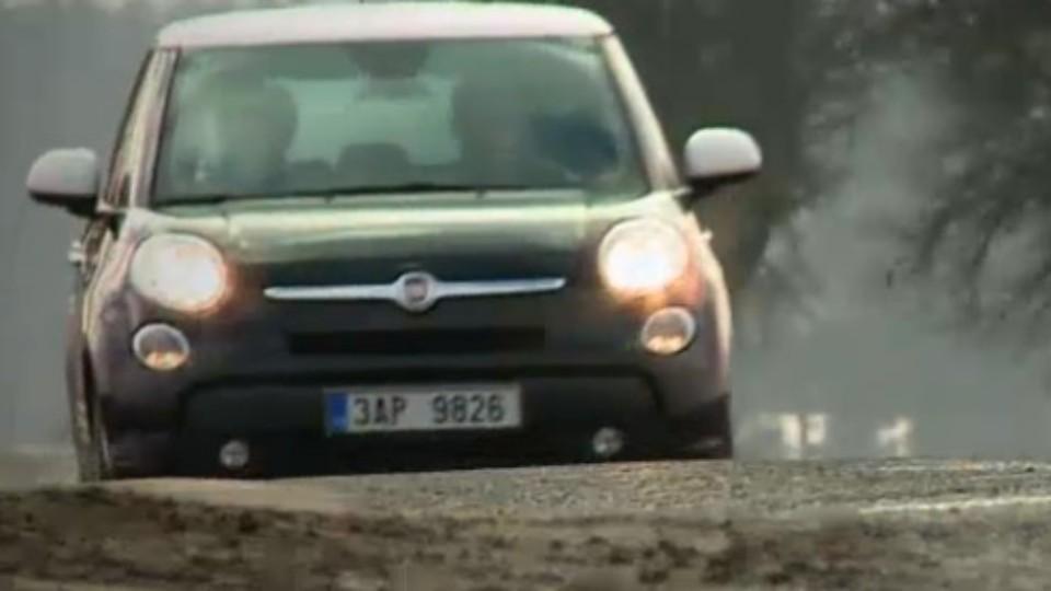 Fiat 500L Living 1,6MJET