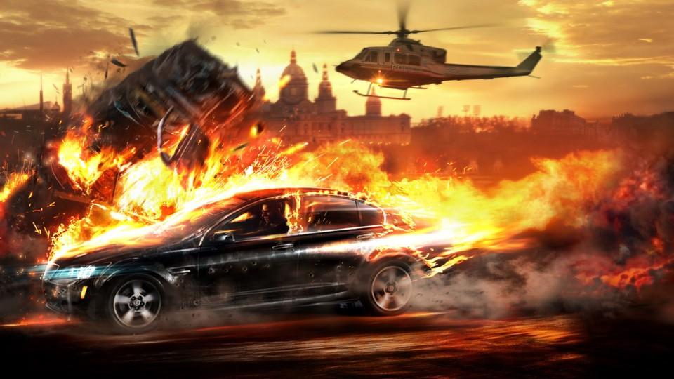 Attack car 1