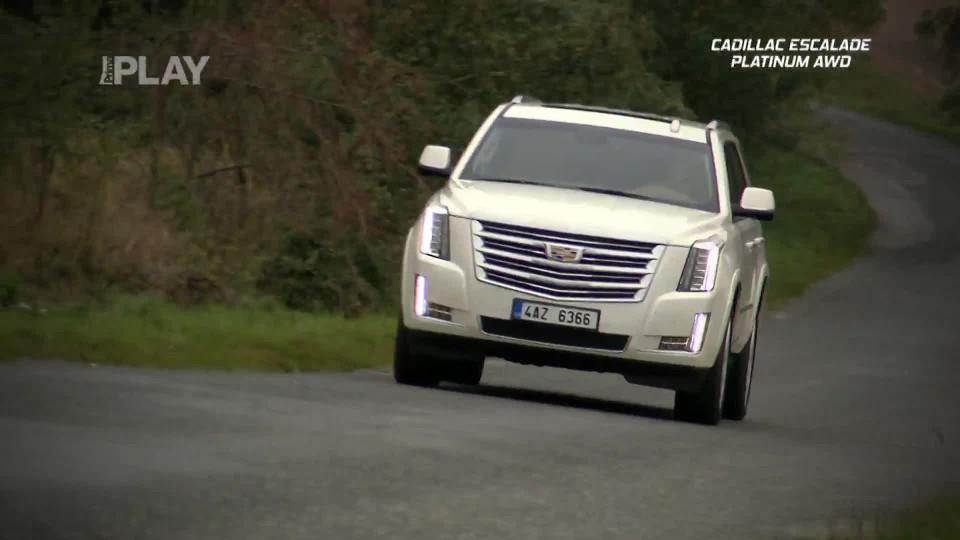Cadillac Escalade Platinum AWD II. část