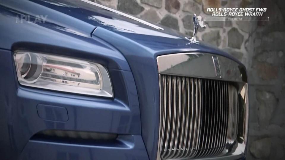 Rolls-Royce Ghost EWB vs Rolls-Royce Wraith II