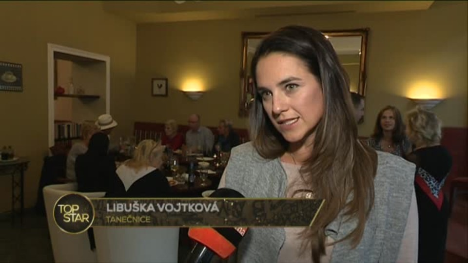 TOP STAR 25.9.2016 - Libuše Vojtková nový vztah