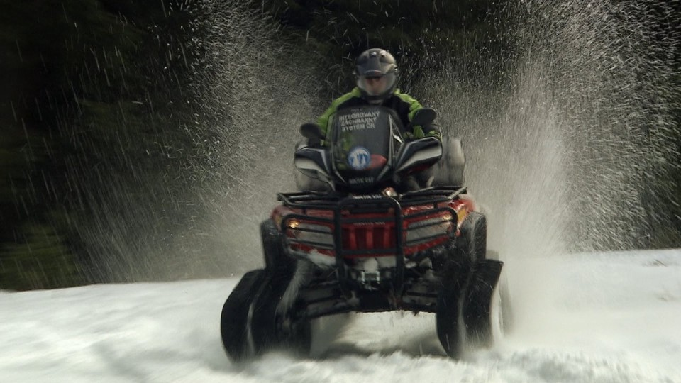 Arctic Cat TRV 700i PS