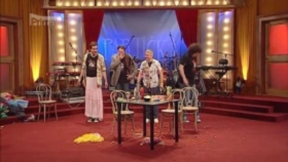 Silvestrovská Partička - Hallelujah - UnCut