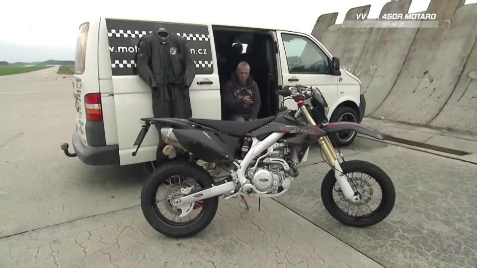 VV MX 450R Motard