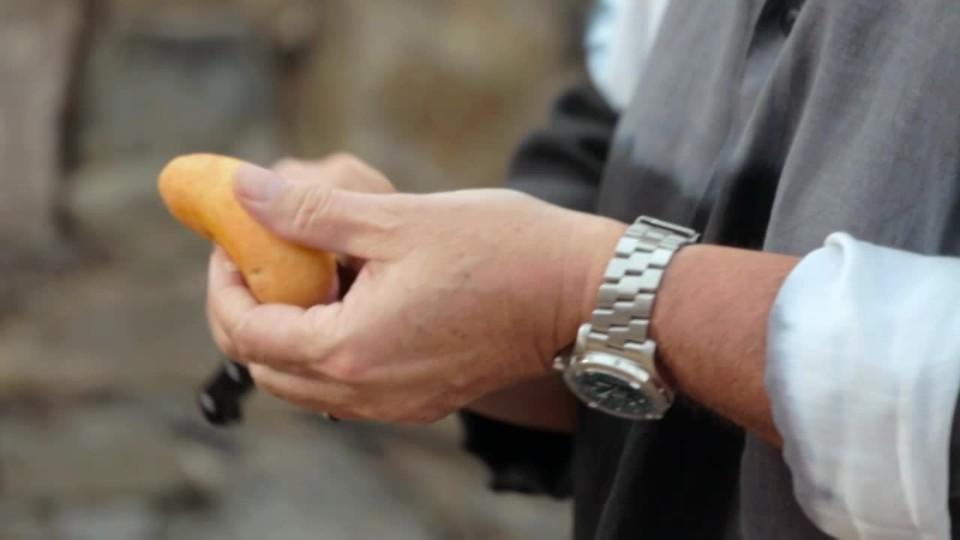 RTŠ! III (1) – Salát z nových brambor a polníčku