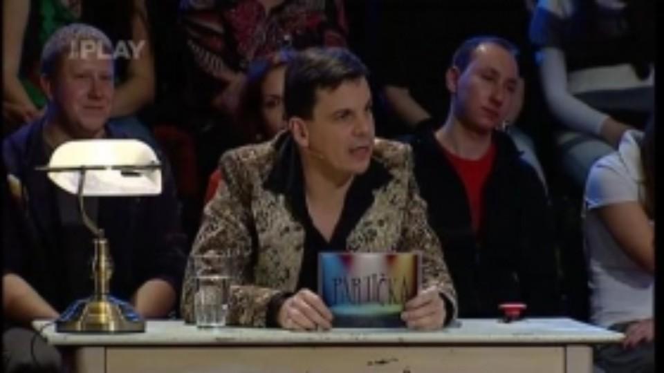 Silvestrovská Partička - Nespokojený režisér - UnCut