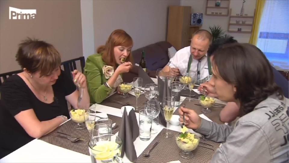 Prostřeno - Markéta nejí maso