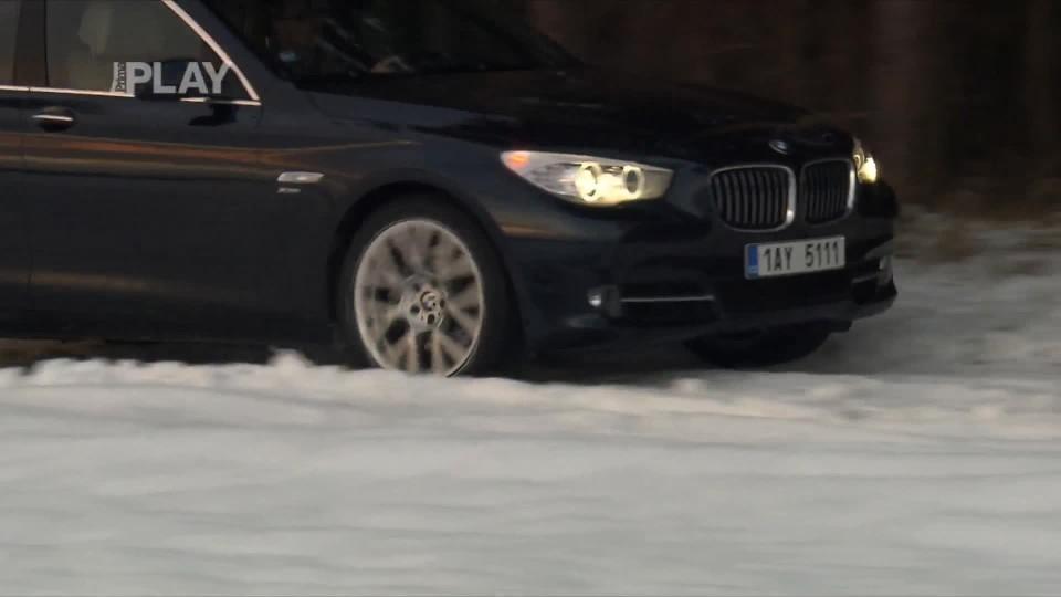 BMW 535d xDrive GT
