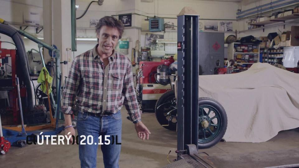 Top Gear speciál: Když se nedaří (3) - upoutávka