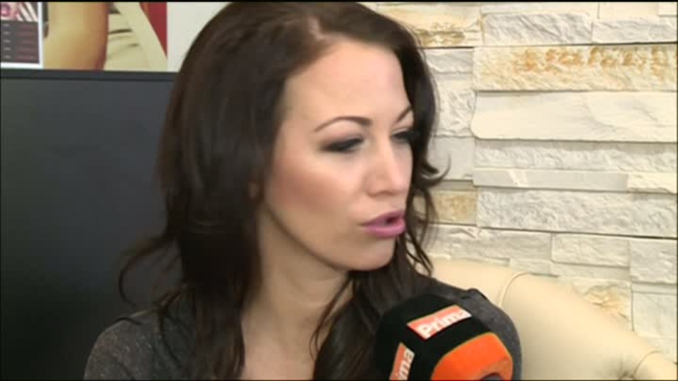 TOP STAR 11.3.2016 - Nahá Agáta Prachařová