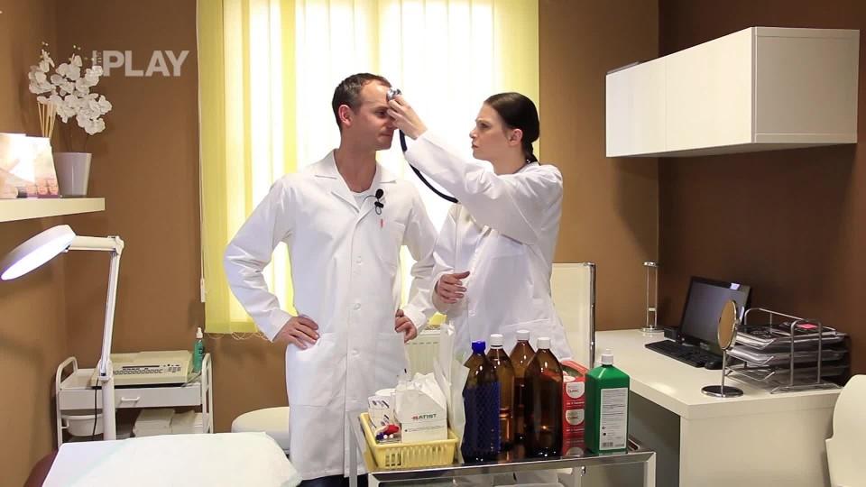 Prima Rádce - Aplikace na kontrolu zraku a sluchu