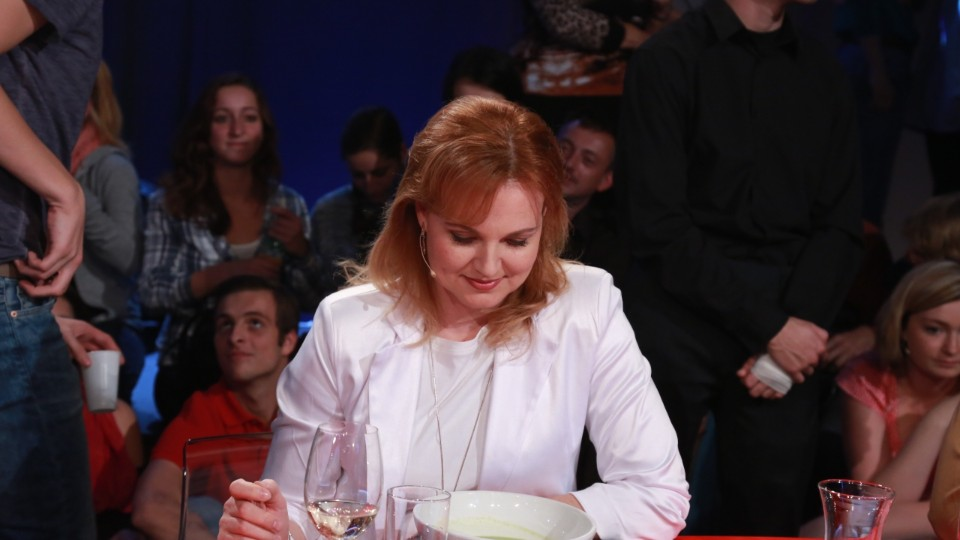 Kamila Špráchalová ochutnávala s Pohlreichem pomeranče