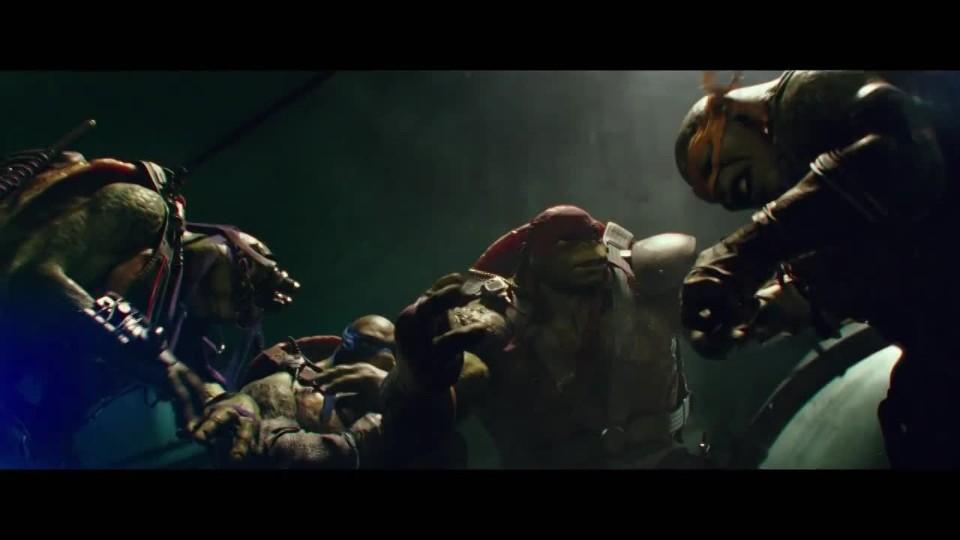 ČESKÝ TRAILER: Želvy Ninja 2