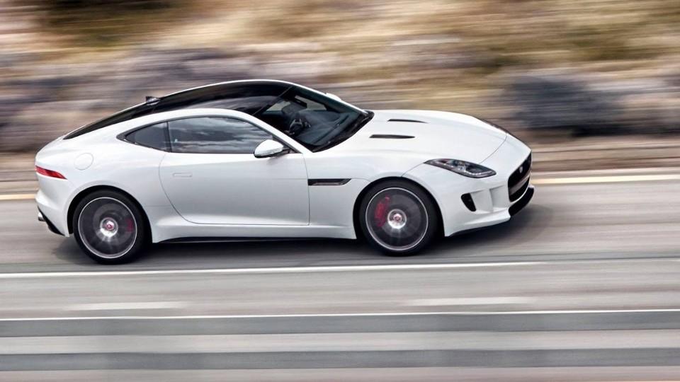 Jaguar F-Type Coupé S