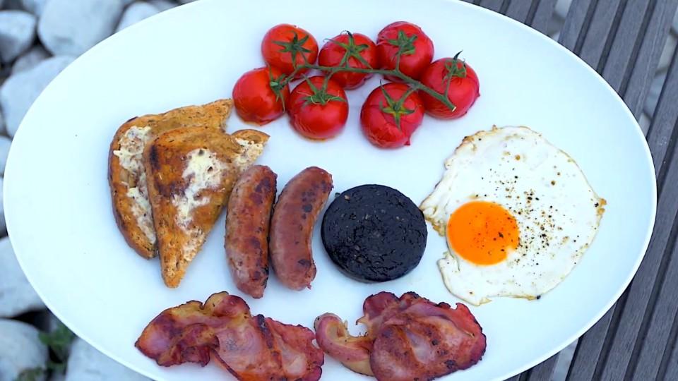 Prima Fresh - Anglická snídaně