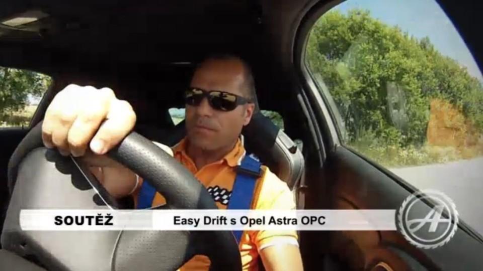 Easydrift + Opel Astra OPC II