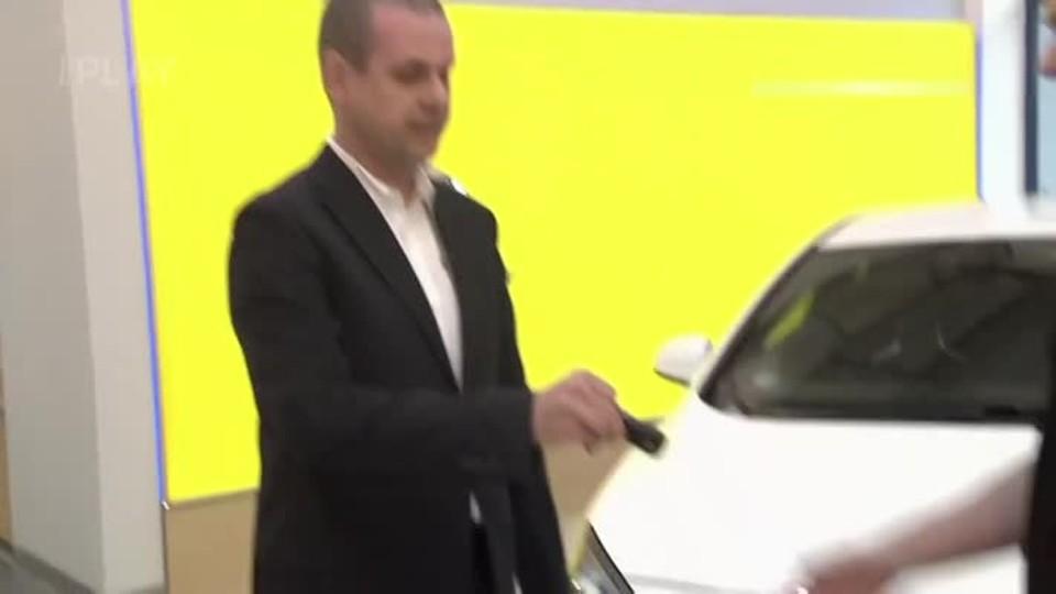 Soutěž o Škoda Fabia I.