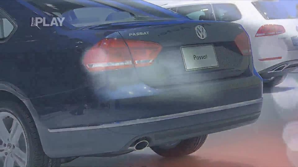 Volkswagen Passat USA Version