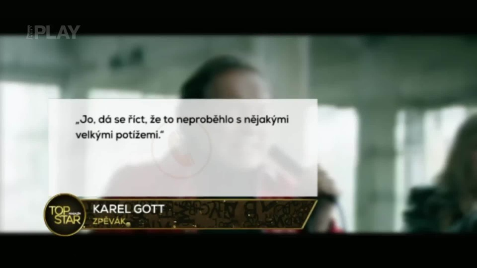 TOP STAR magazín 2015 (49) - Karel Gott rozhovor