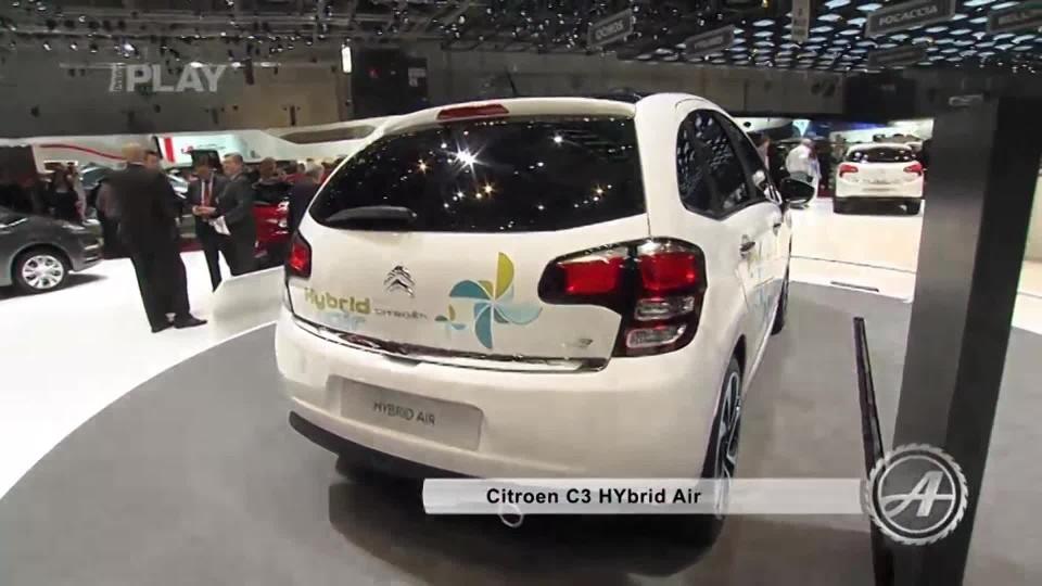 Citroen C3 Hybrid Air