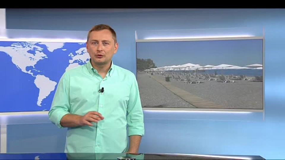 SVĚT: Turecko - situace v letoviscích