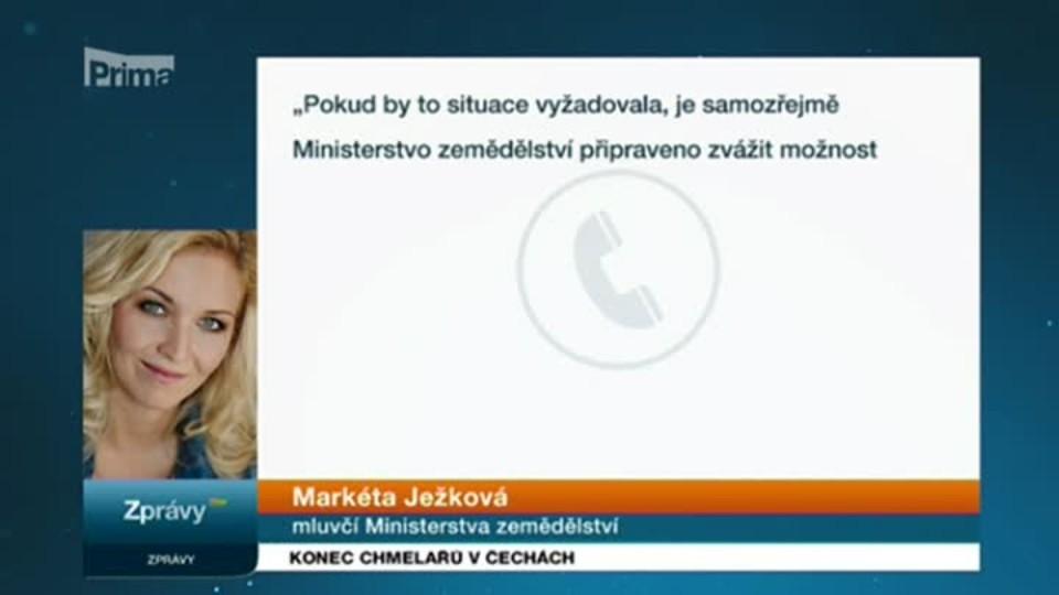 Zprávy FTV Prima 14.9.2016